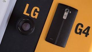 LG G4 - обзор смартфона от Keddr.com