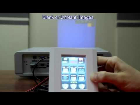 Touch Panel Controller Video