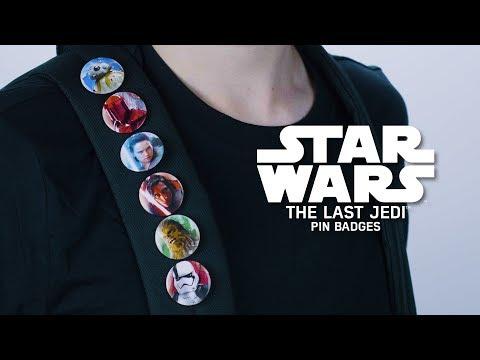 Przypinki Star Wars