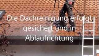 Dachreinigung Und Dachbeschichtung In Darmstadt HBV DACH