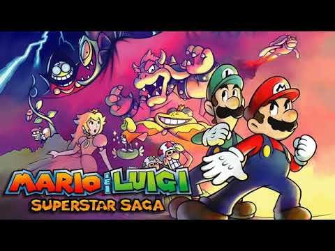 Mario  Luigi Superstar Saga OST Mario
