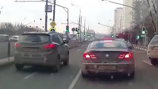 Аварии на дороге, приколы на дорогах 2018 1