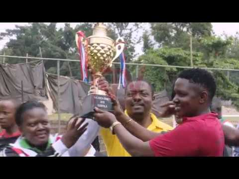 Kenya wins regional Inter-Cities sports tournament