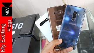 सबसे सस्ते सेकंड हैंड फ़ोन  (S10+, S9+, NOTE 9, VIVO X21, NEX, 15 PRO, 11 PRO, MI A1, OPPO F11 PRO)