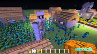 Minecraft - 1,000 Zombies