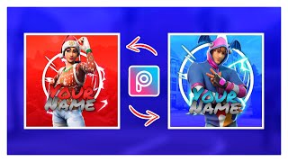 How To Make Crazy Fortnite Logos For Free Using PicsArt! (iOS/Android)