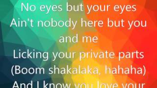 Chris Brown Privacy (OFFICIAL LYRICS 2017) with music