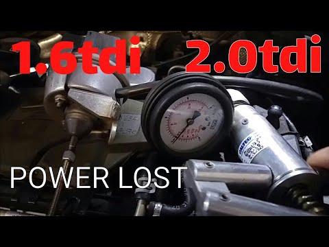 VAG 2 0 TDI turbo P0234 overboost cause  - смотреть онлайн на Hah Life