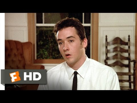 Say Anything... (2/5) Movie CLIP - Career Plans (1989) HD