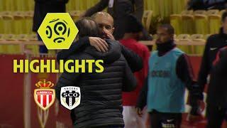 AS Monaco - Angers SCO (1-0) - Highlights - (ASM - SCO) / 2017-18
