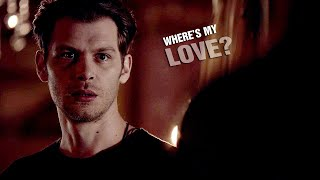 Klaus & Camille | Where's my love
