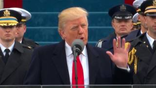 8 key quotes from US President Donald Trump
