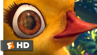 Puss in Boots (2011) - Stealing the Golden Goose Scene (5/10) | Movieclips