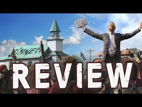 Far Cry 5 Review // Brilliantly Crafted Yet Utterly Disappointing video thumbnail