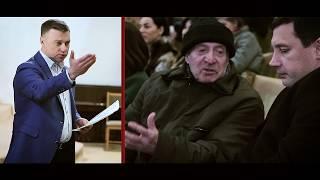 Кандидат в Президенты Украины Виталий Куприй  с рабочей поездкой посетил Днепр.
