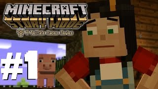 Minecraft: Story Mode Part 1