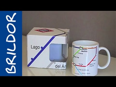 Caja individual sublimable para taza - Pack 10 uds