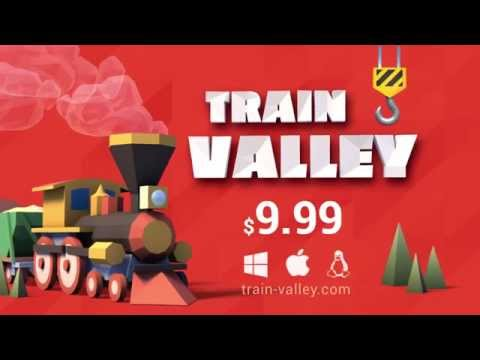 Train Valley - Launch Trailer thumbnail