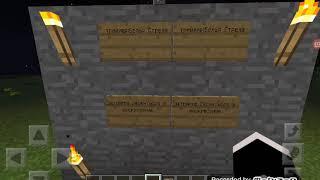 (\ТрейлеР/) Minecraft pe фильм:Белая Стрела без показывание что будет