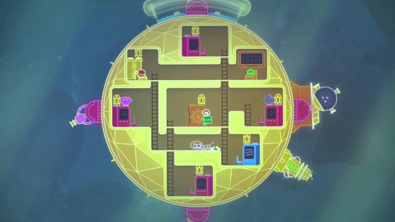 El éxito cooperativo local, Lovers in a Dangerous Spacetime llegará a PS4 en febrero