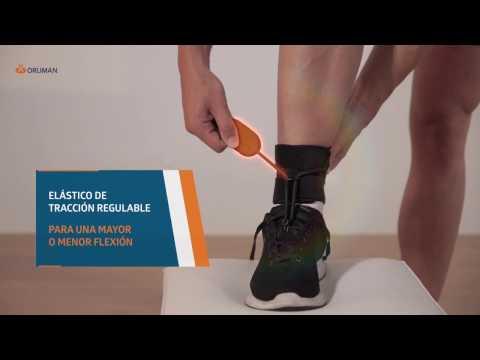 Поддерживающий ортез при падающей стопе Boxia Orliman - Ваше здоровье