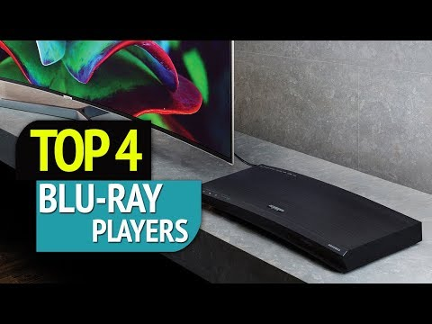 TOP 4: Blu Ray Players 2018