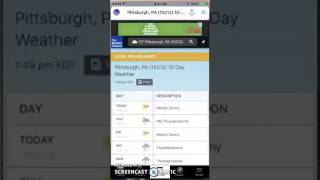 Review of the Weather Channel