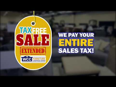 Wcc Furniture Tax Free Sale Extended Smotret Onlajn Na Hah Life
