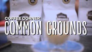 Coffee Corner - Common Grounds