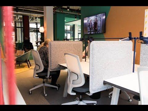 Video Hoefkade 9 Den Haag Centrum
