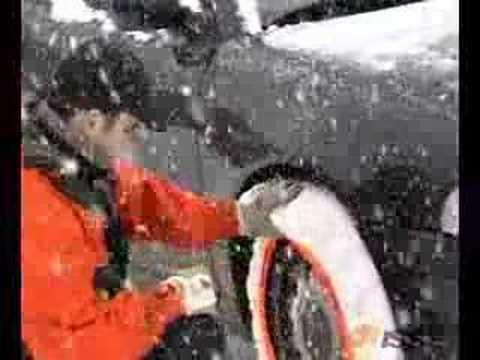comment monter des chaussettes a neige