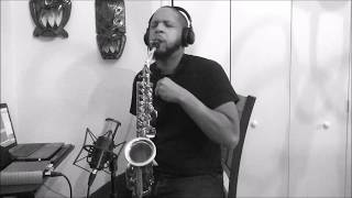 Trey Songz - Playboy (Saxophone Cover Rashad Maybell)