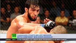 Russians Light Up UFC
