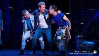 The Jet Song (West Side Story) - Sean Mulligan