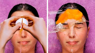 EASY HOMEMADE BEAUTY REMEDIES    5-Minute Beauty Recipes You Need To Try!