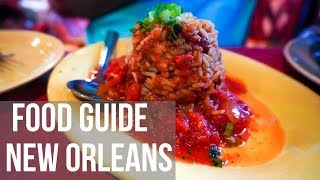 BEST FOOD IN NEW ORLEANS: Food Tour Of The French Quarter