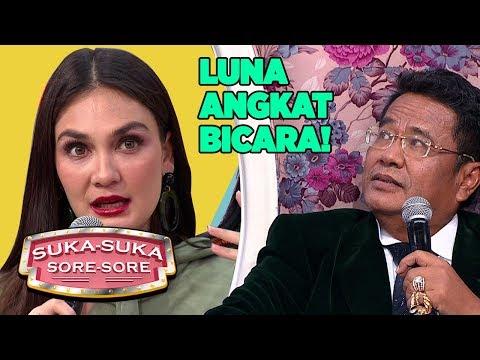 Dipancing Hotman Paris, Luna Maya Jawab Kapan Putus Dari Reino - Suka Suka Sore (11/3)
