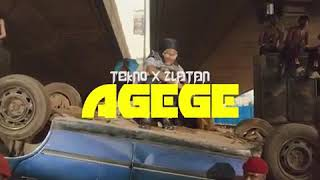 "Tekno ""AGOGO"" Ft Zlatan Ibile Official Video."