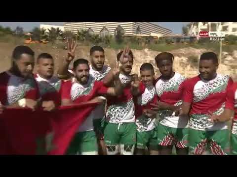 ختتام فعاليات البطولة العربية الثالثة لسباعيات الرجبي - الاردن 2017