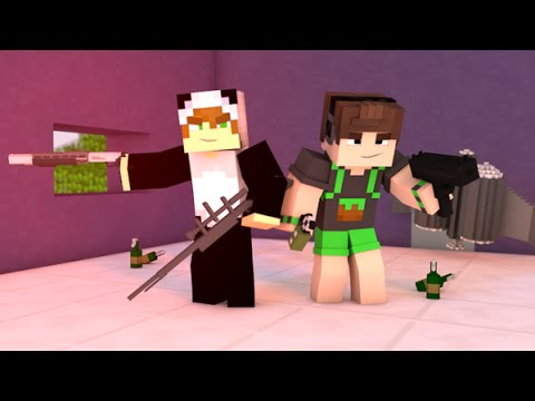 Minecraft: ARSENAL DE GUERRA !! ‹ Build Battle › ‹‹Daavizinh››