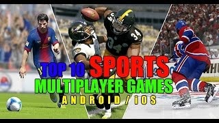 Top 10 Sport multiplayer games for Android/iOS (Wi-Fi/Bluetooth)