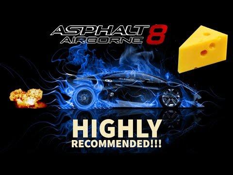 TOP 5 STARTER CARS FOR ASPHALT 8