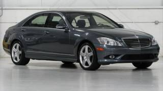 Mercedes-Benz S550 Sport--Chicago Cars Direct