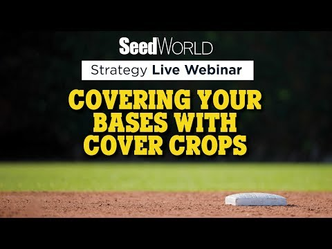 Covering Your Bases with Cover Crops