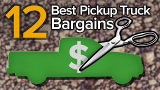 Top 12 Cheapest Pickup Trucks of 2019: The Short List