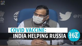 India may help Russia in phase 3 trials & making of Covid vaccine: VK Paul - Download this Video in MP3, M4A, WEBM, MP4, 3GP