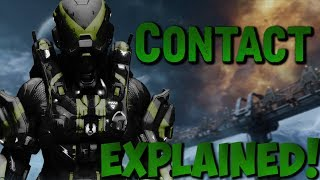 Contact EXPLAINED! (Red vs Blue Soundtrack Analysis) - EruptionFang