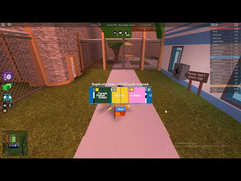 How to escape from priso in Roblox Jailbreak