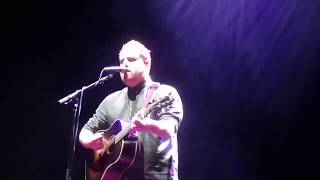 GAVIN JAMES TILL THE SUN COMES UP// 11/3/17 // ORPHEUM THEATER BOSTON, MA