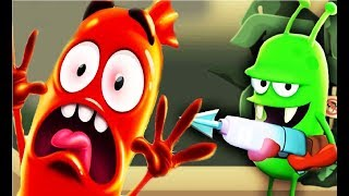 ОХОТНИКИ НА ЗОМБИ #185 Мульт Игра для детей про ловцов зомби Zombie Catchers #Мобильные игры